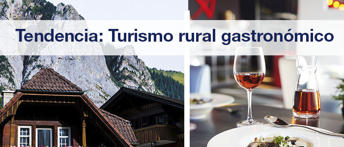 turismo rural,gastronómico,tendencia,arcoroc