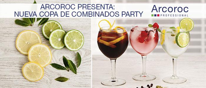 copas,party,arcoroc,menaje,fin año