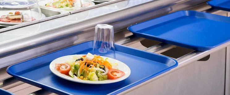 Bandejas fast food - Araven